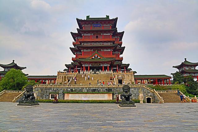 中国四大名楼_黄鹤楼,岳阳楼,滕王阁,鹳雀楼,中国古代四大名楼因何出名