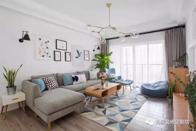 客厅要不要铺地毯?怎么铺好看?地毯容易积灰怎么办?