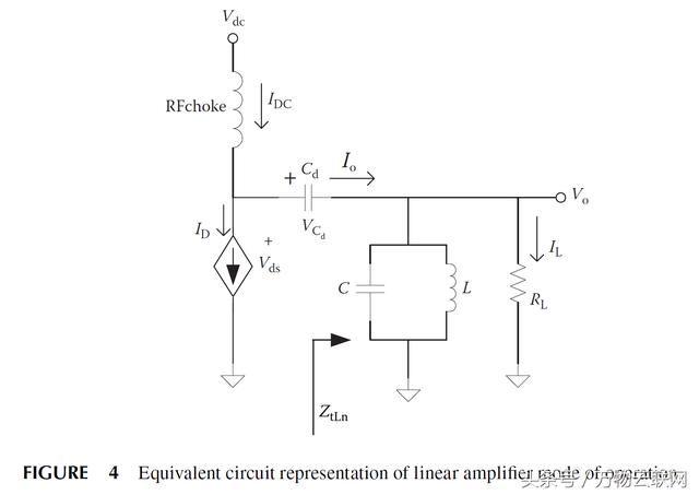 当晶体管作为电压相关的电流源(压控电流源,voltage-dependent