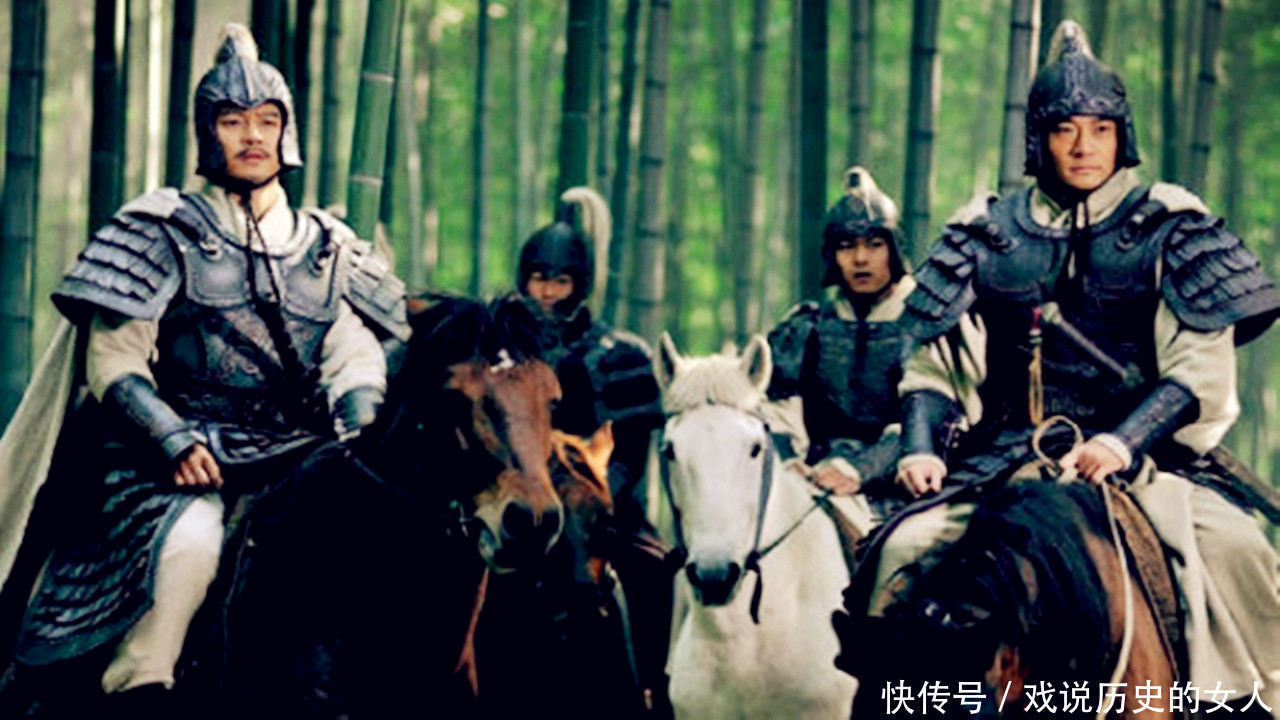 三国群雄的临终遗言,孙策最真诚,曹操最朴实,刘备则显得很虚伪