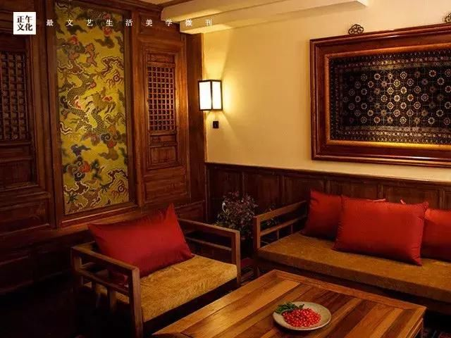 安多藏族房子内装修图片