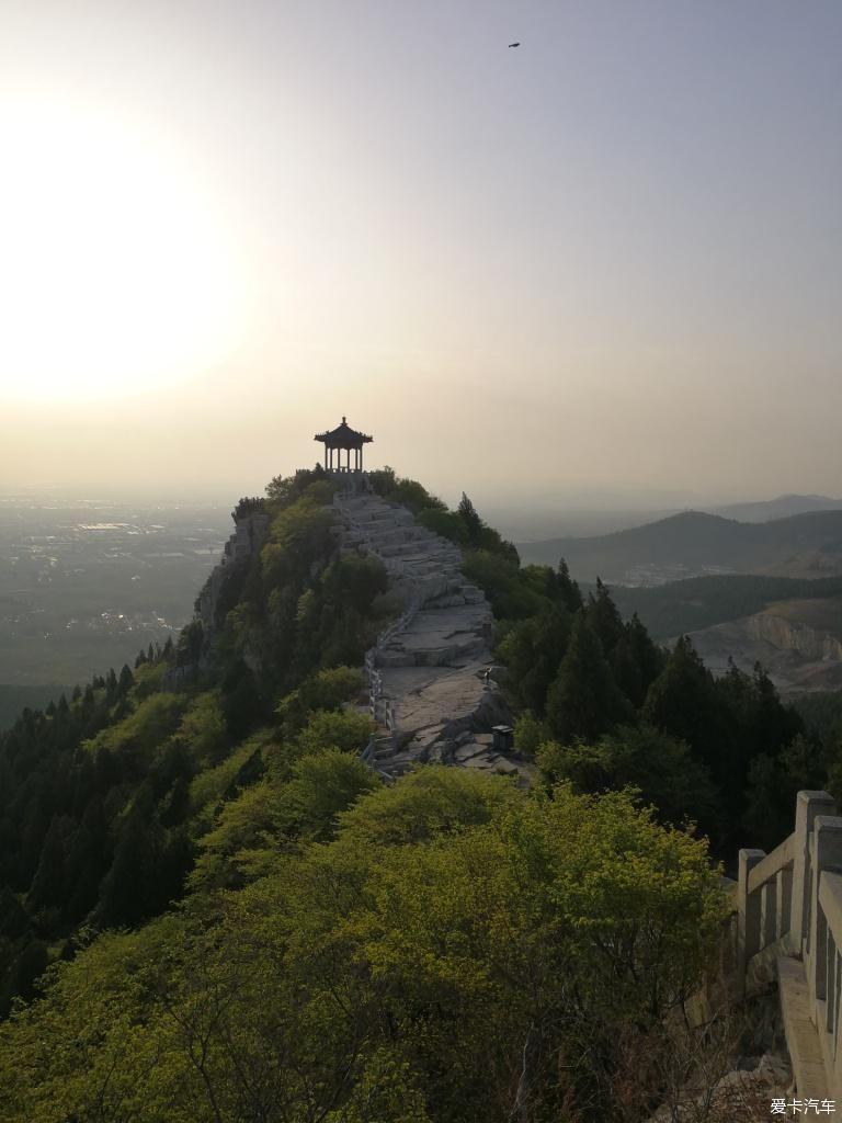 【踏青自驾】青州云门山风景区