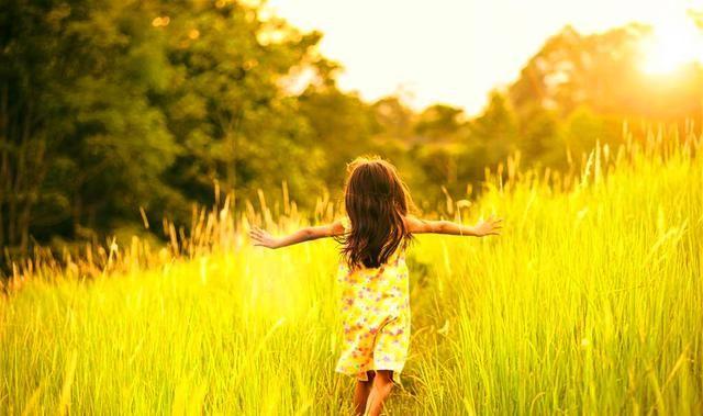 孩子的风景画 高清