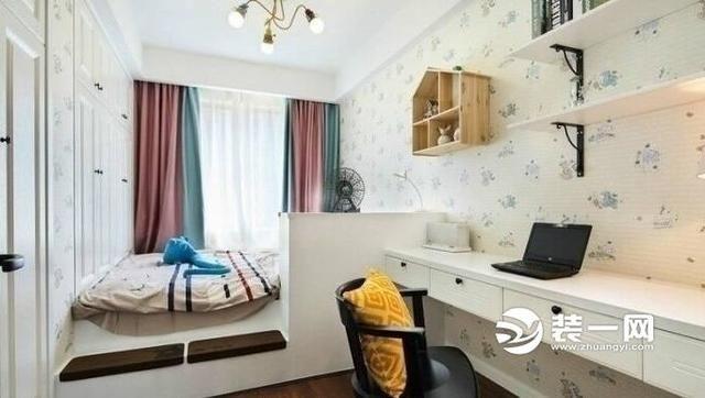 次卧室怎么装修才好看实用 8款次卧榻榻米效果图