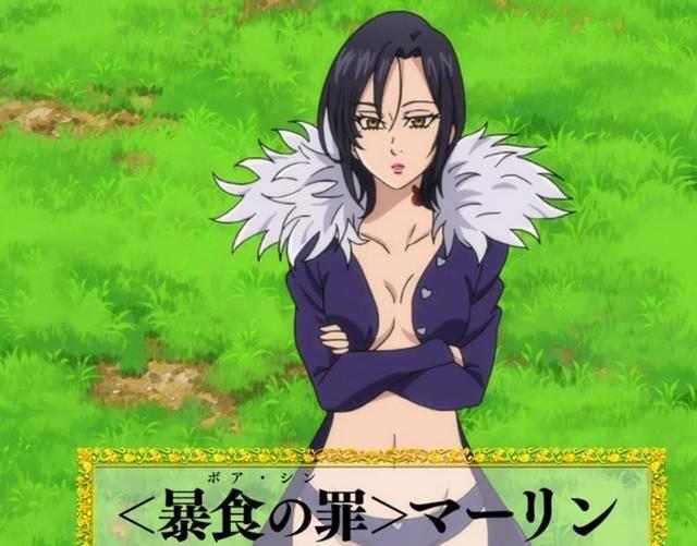 七大罪第2季动画下载 七大罪第二季漫画