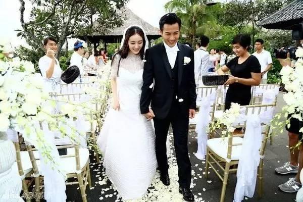 明星们为什么都喜欢巴厘岛举行婚礼?张玮新婚也不示弱