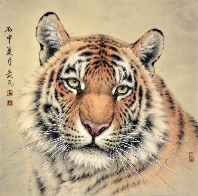 天津画动物的画家