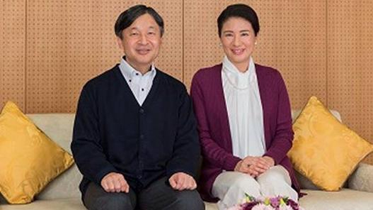 因新冠肺炎疫情,日本天皇23日生日当天取消民众朝贺活动