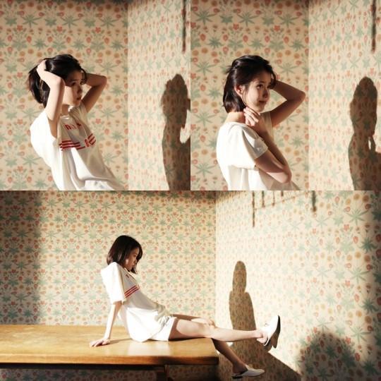 iu公开新曲《palette》mv花絮照 与权志龙完美和声获肯定 【组图】