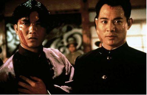 在90年代,与李连杰合作出演了《少年张三丰》和《精武英雄》两部佳作