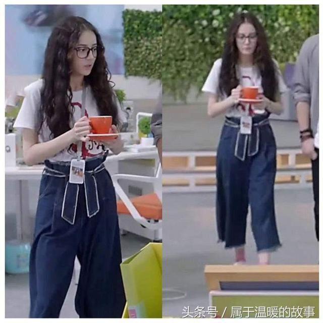 五位夏日穿阔腿裤,赵丽颖a夏日,古力娜扎惊艳,她女星腿长街性感美女拍图片