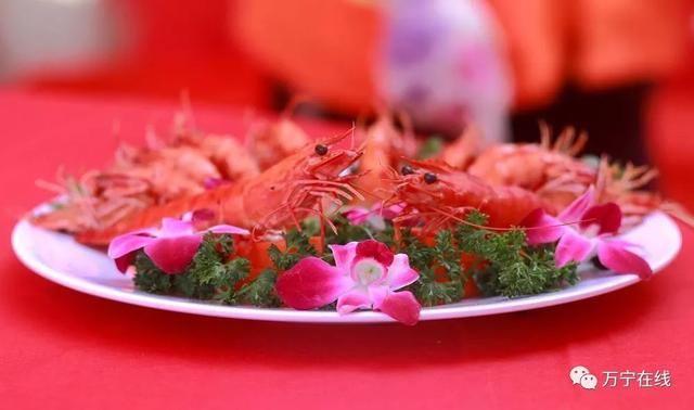 美食丨万宁赛场美食飘香红星特色厦门美凯食龙美龙舟图片