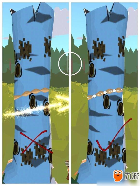 《边境之旅》怎么砍木头 砍木头技巧攻略