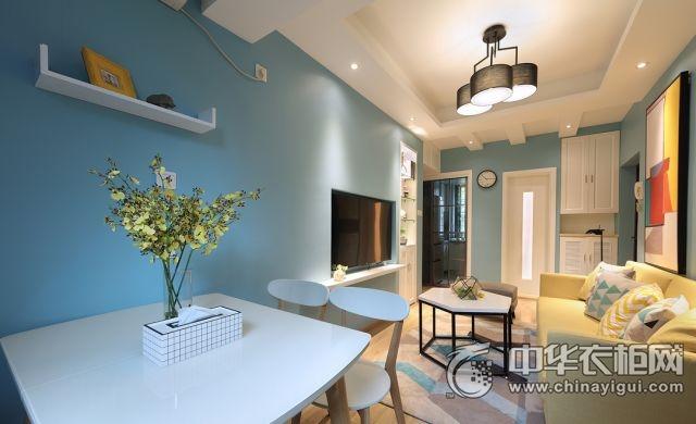 单身公寓装修效果图 40~60m单身公寓如何设计?