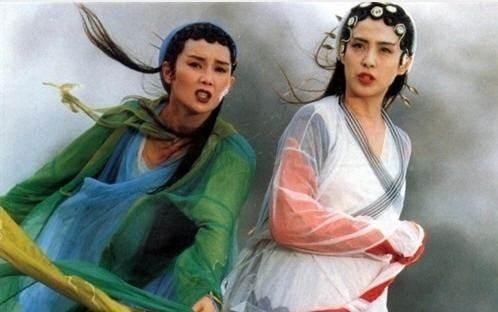 《青蛇》美了王祖贤和张曼玉,还诞生了让人敬佩又令人