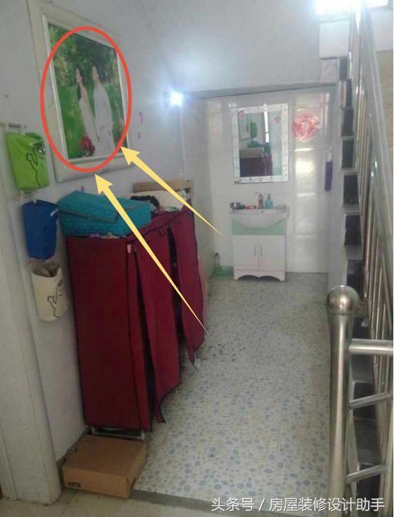 姑娘远嫁农村,婚房卧室和客厅隔着一层玻璃,太让人尴尬了!