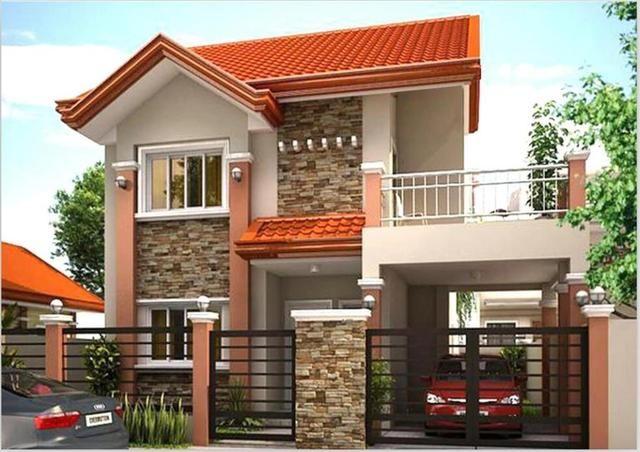两层别墅设计施工的过程,带你了解农村建房