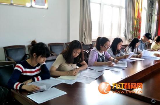 九江金安高级中学初一年级遇见期中v年级四情相亲高中召开同桌图片