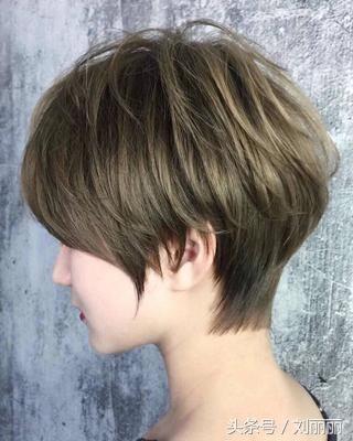 春节最修饰头型短发20款,美到逆天大野智头型图片
