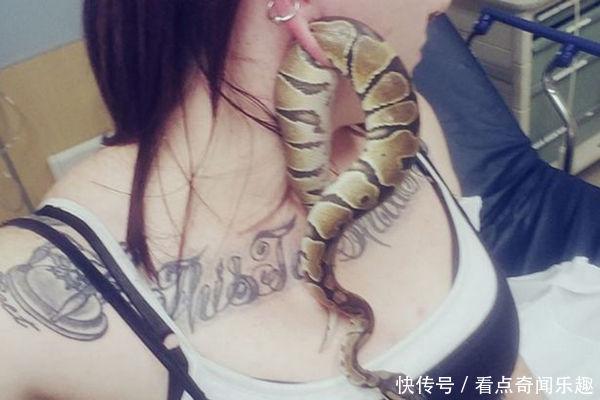 莽蛇纹身图案大全图片男