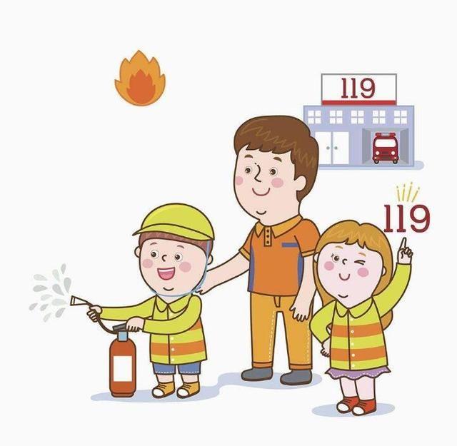 幼儿园家园共育内容:孩子安全教育12条建议图片