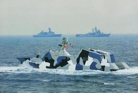 022型导弹艇的威力有多大?