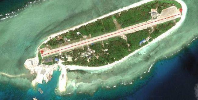 台官员计划16日登太平岛 为岛上医院挂牌
