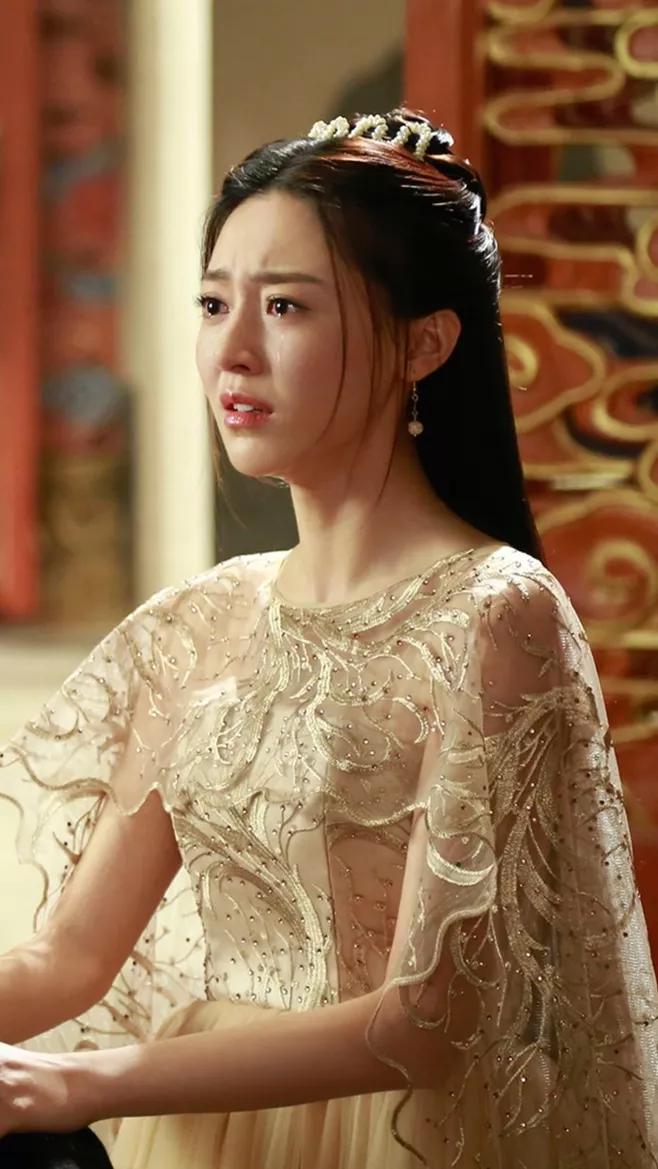 《三生三世》素锦5套衣服,图一最常见,图五比杨幂的白浅还美图片