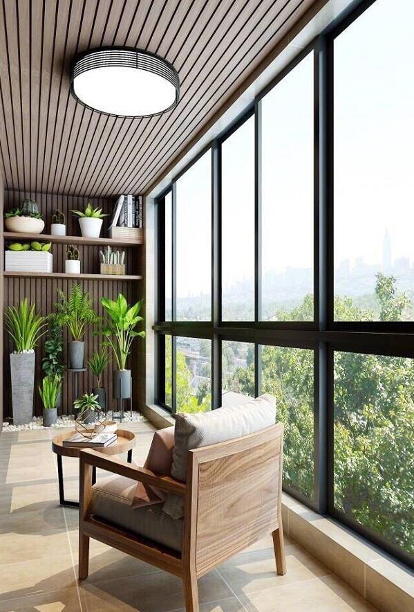 新中式設計(別墅大宅):注重養生與休閑圖片