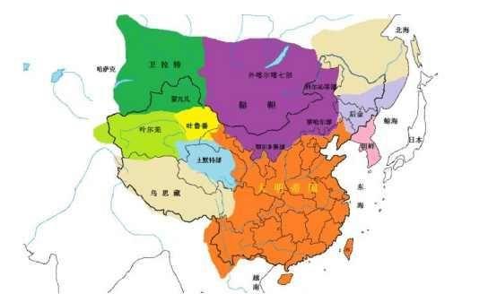 古代中国有侵略过别的国家吗图片
