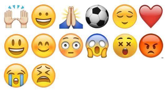 "emoji就是表情符号,来自日语词汇""絵文字""(假名为""えもじ"",读音即emoj图片"