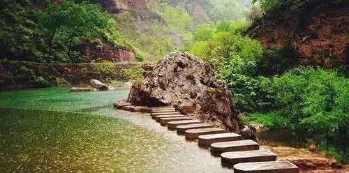 红豆峡自然风景区,一处美丽神奇的旅游胜地,它在山西壶关县境内,是