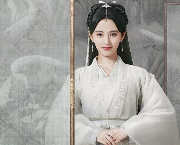 鞠婧祎《新白娘子传奇》的发型像白浅?其实她三部剧里图片