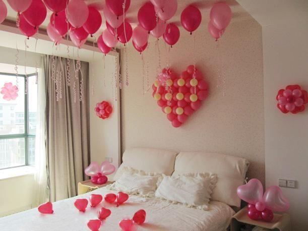 2018年婚房卧室布置图片大全 闺蜜看了想结婚