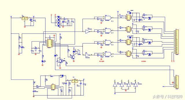 电路 电路图 电子 原理图 640_346