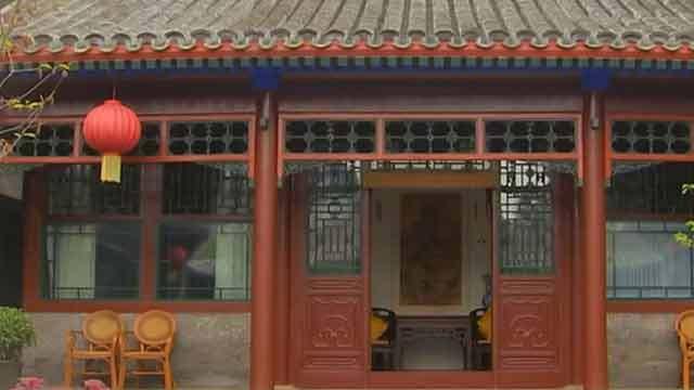 《太庙国学讲坛》20200110第十四讲:古建裱糊的民族特色