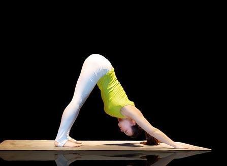 练瑜伽v瑜伽瑜伽好:练效果手臂瘦瘦腿全身可以瘦哑铃么图片