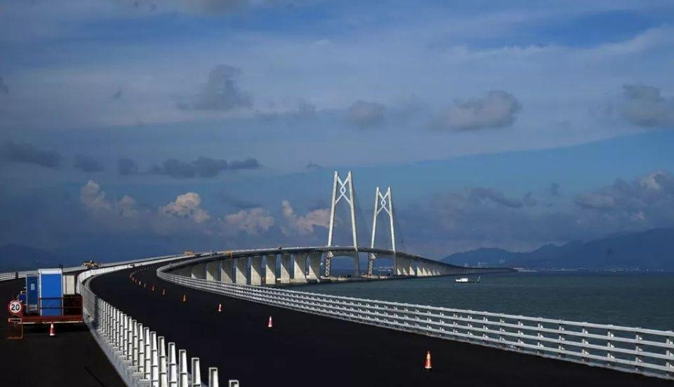 林鸣:中国交建总工程师,港珠澳大桥岛隧工程项目部总经理,总工程师图片