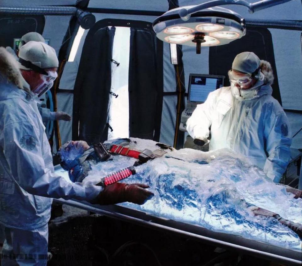 人体冷冻技术_而现在人体冷冻技术也正在试验当中.
