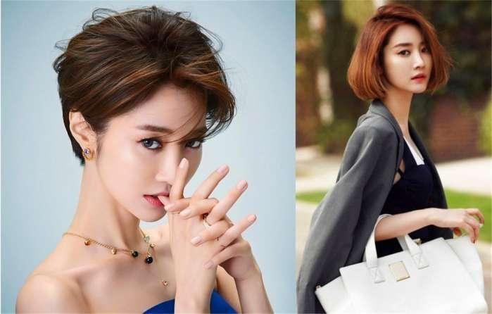 而该剧女主则是韩国演员高俊熙,高挑的身材,黑亮的眼眸,三分冷艳,七