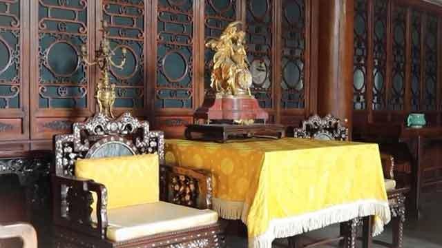 《太庙国学讲坛》20200118第二十二讲:清代宫廷家具的制作