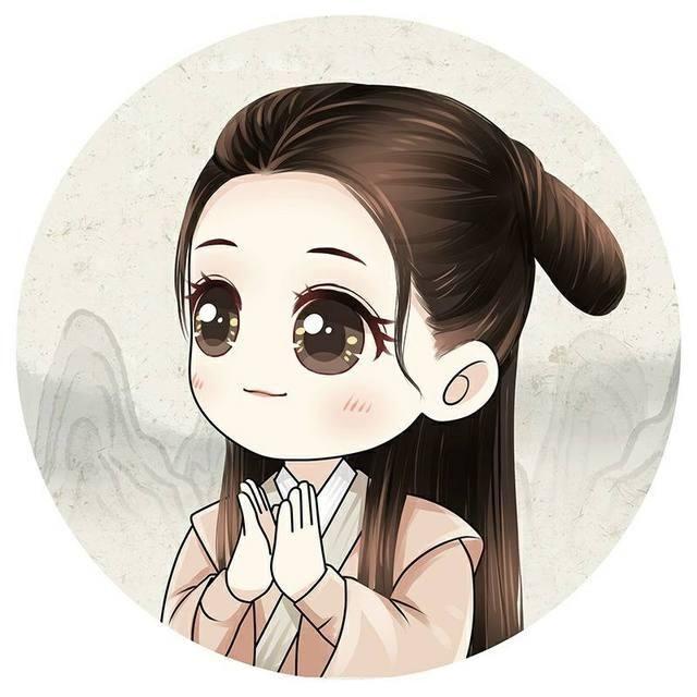 凤九卡通手绘图片q版