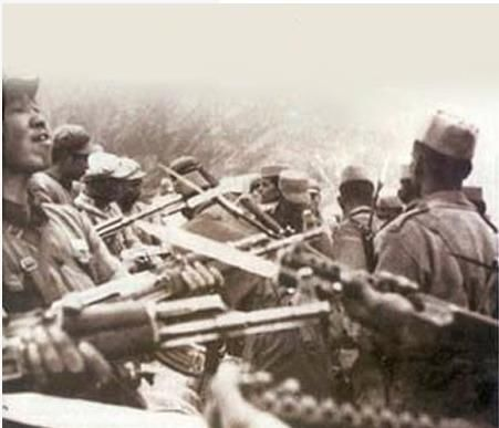 雷霆出击!1962年对印自卫反击战全回顾