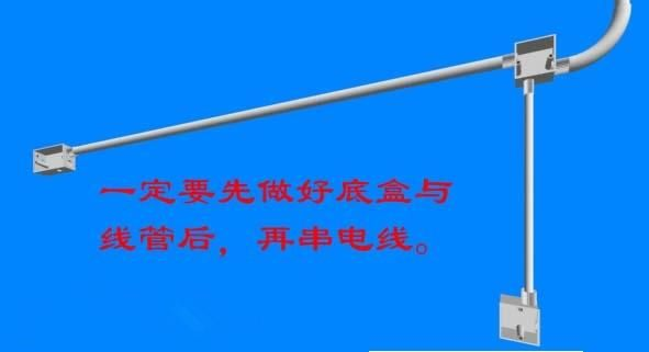 装修小知识家装电路施工详解(十分有用)