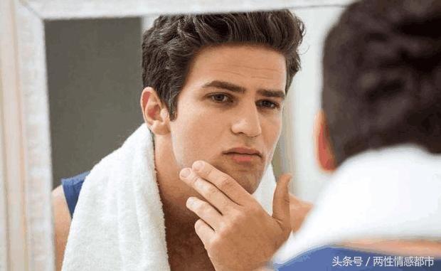 我是男生.为什么我照镜子时感觉很帅.