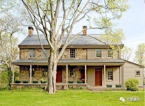 农村自建别墅自然田园,亲近大自然,发现风格的语别墅二手保利西山林图片