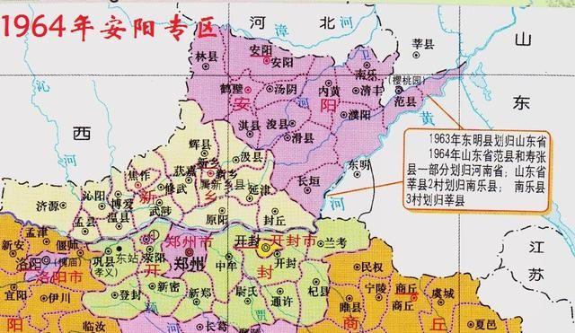 鹤壁市县市地图