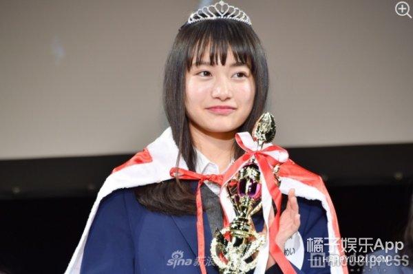 看完日本第一可爱女高中生选美比赛的前8名,我笑了出来.