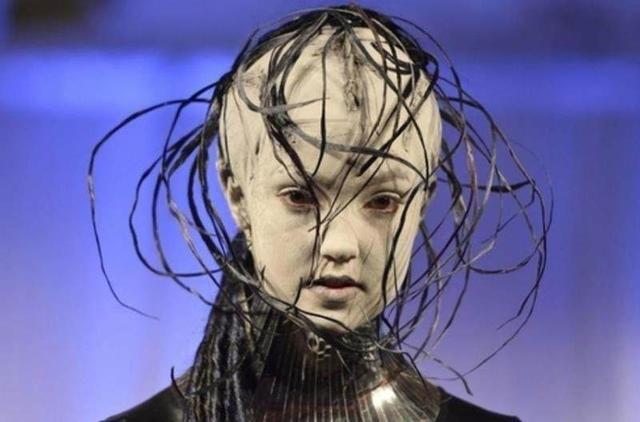 短发发型图片,2020最新流行女生男生短发发型 短发怎么扎好看图片