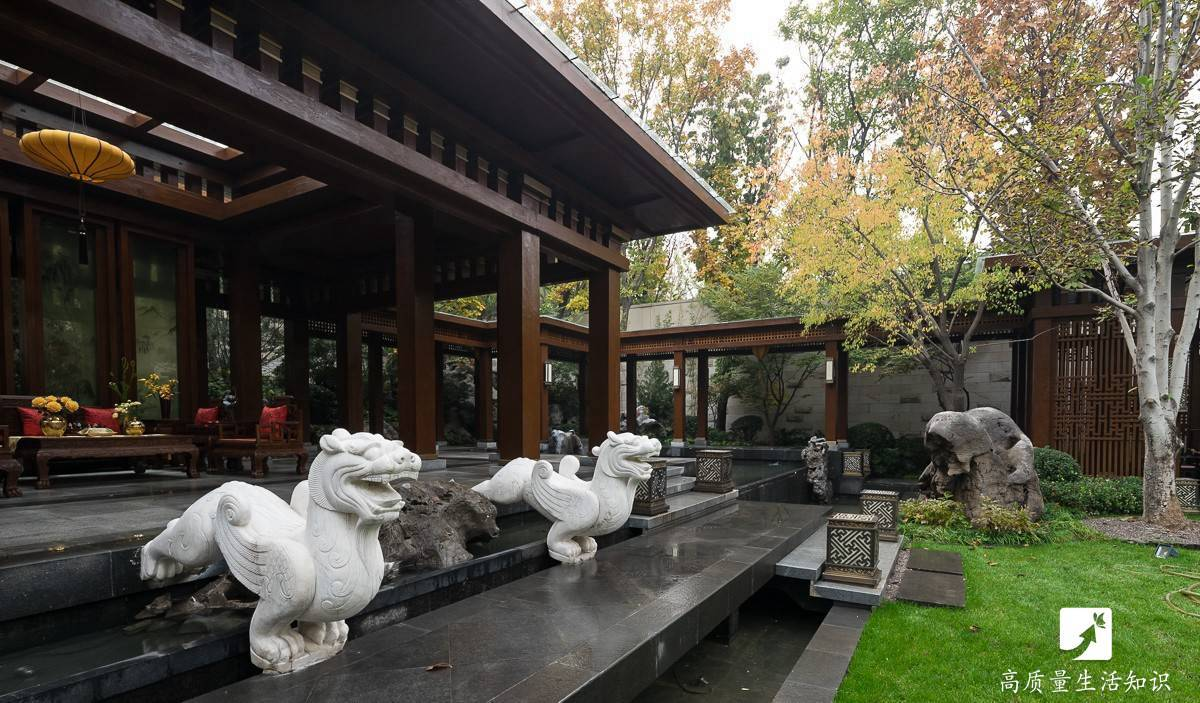 无法拒绝的美--中式庭院,简直让人窒息!图片